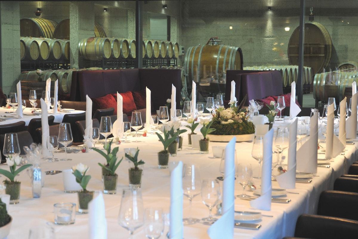 Feiern Im Restaurant Heitlinger