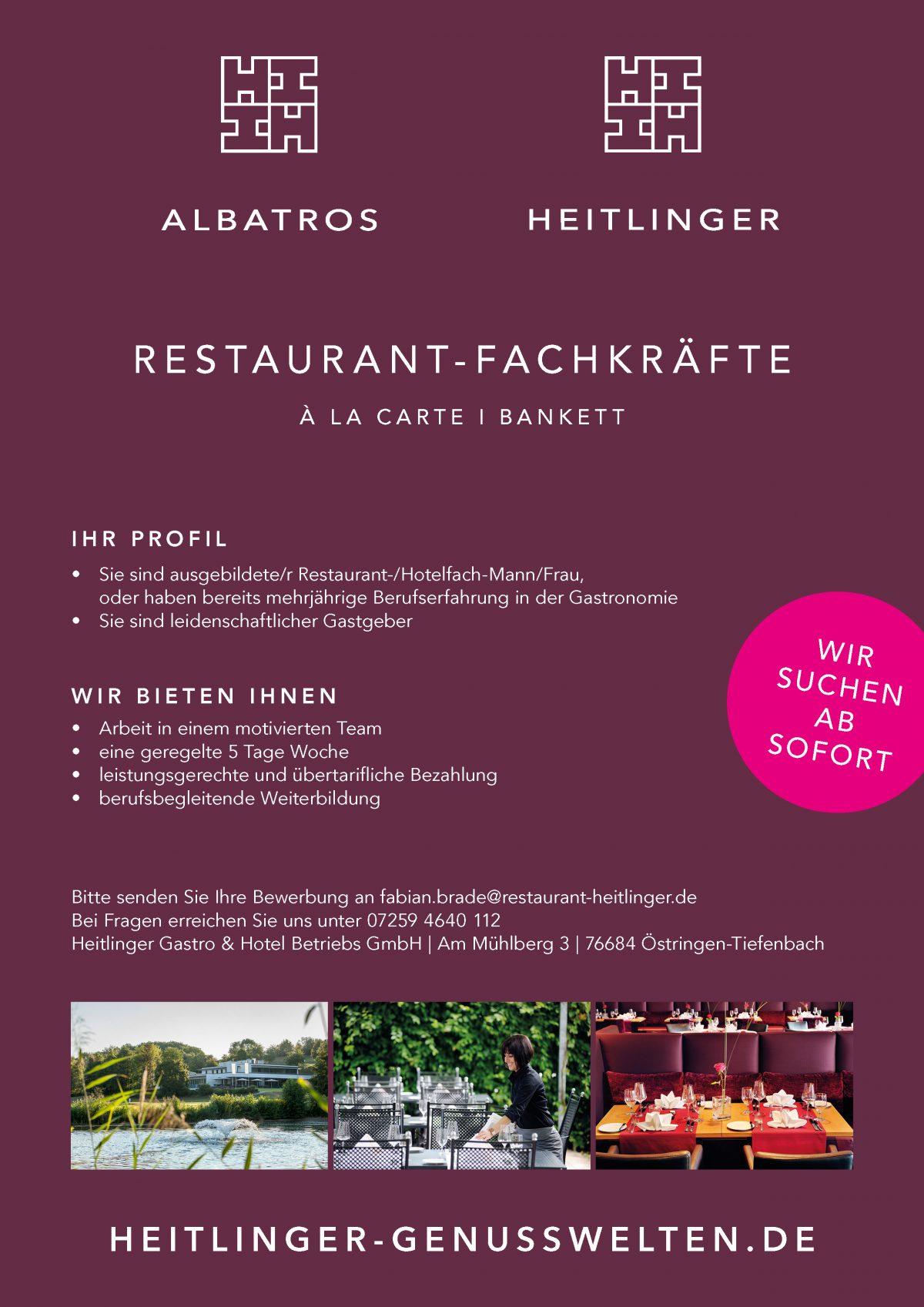 Logo Restaurant fachkraft